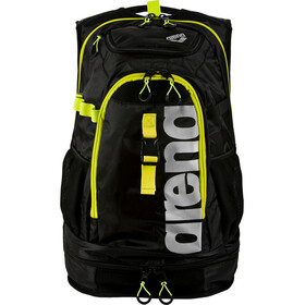 arena Fastpack 2.1 Backpack 45l black/fluo-yellow/silver